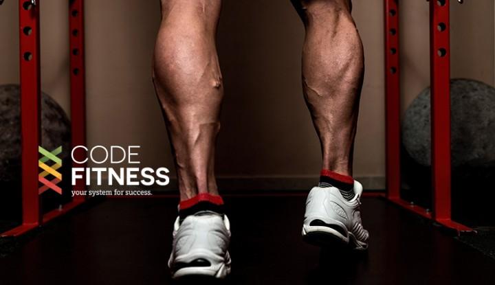7 Tricks für massive Waden - Code-FitnessCode-Fitness